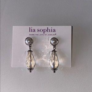 Lia Sophia Lorelai earrings